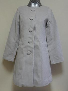 ★titty&Co. ノーカラーAラインコート★