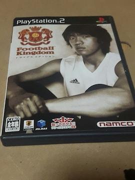 PS2☆トライアル エディション☆サッカー、NAMCO。