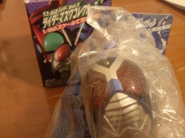 仮面ライダー マスクコレクション vol,3 ガタック ★バンダイ★
