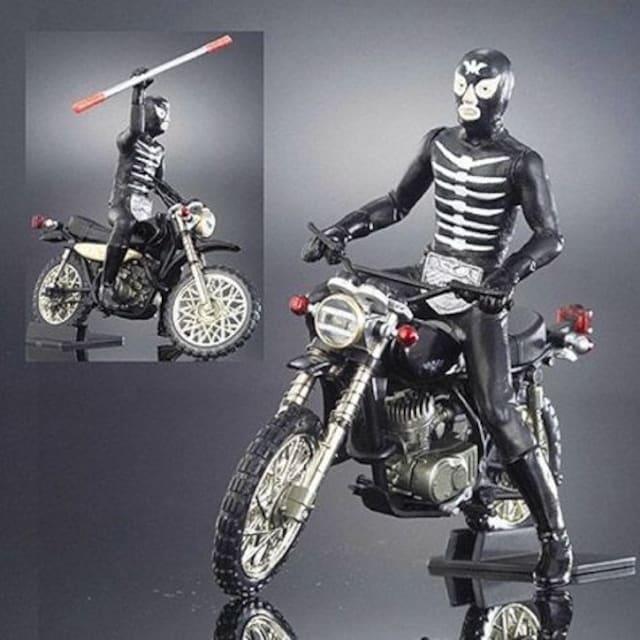 ポピニカスーパーマシン ショッカー戦闘員オートバイ部隊  < ホビーの