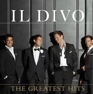 送料無料■新品■イル ディーヴォ Greatest Hits Il Divo 2枚組