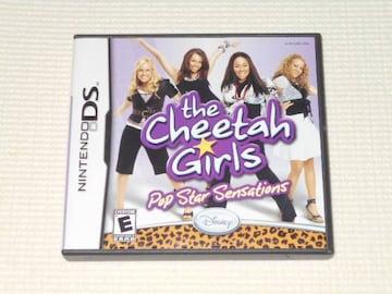 DS★THE CHEETAH GIRLS POP STAR SENSATIONS 海外版