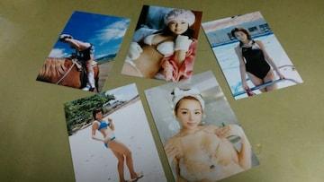 ★篠崎愛★ L判フォト写真(生写真)・10枚セット。