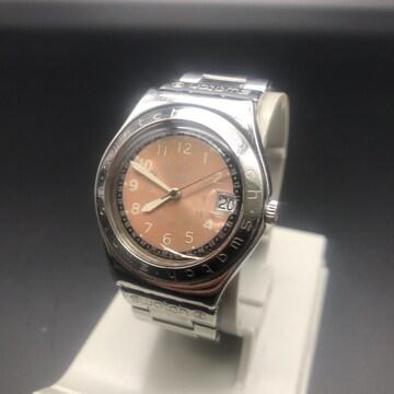 即決 swatch IRONY 腕時計