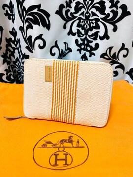 ◆正規品◆ 超美品 ◆ エルメス ニューフールトゥ 財布