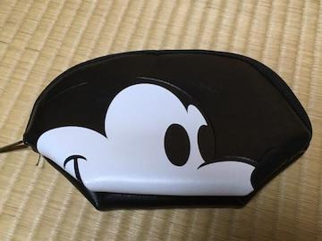 ☆非売品☆ミッキーマウス☆ポーチ2個セット☆セブン限定☆