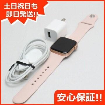 ●超美品●Apple Watch series5 40mm GPS+Cellular ゴールド●