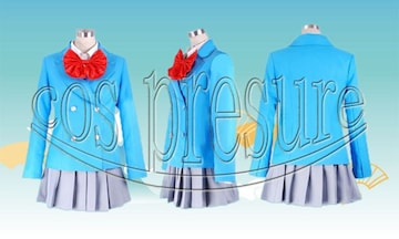 薄桜鬼 随想録 SSL 雪村千鶴◆コスプレ衣装
