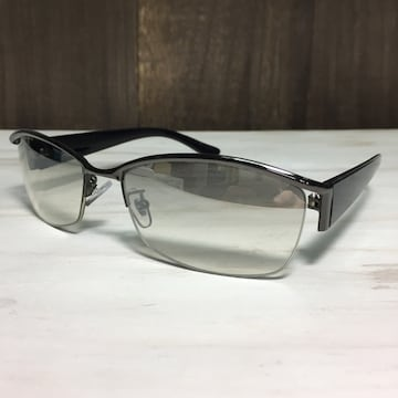 サングラス メンズ オラオラ系 ちょい悪 伊達メガネ 伊達眼鏡