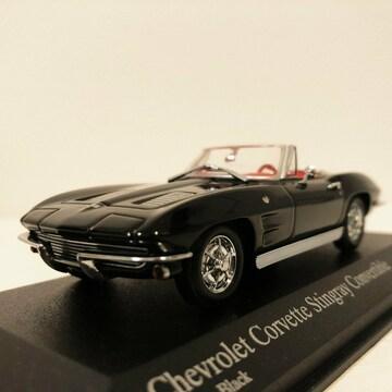 PMA/'63 Chevyシボレー Corvetteコルベット 1/43 限定