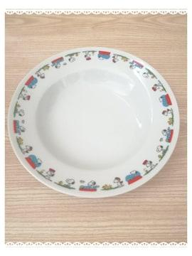 新品☆スヌーピー*スープ皿