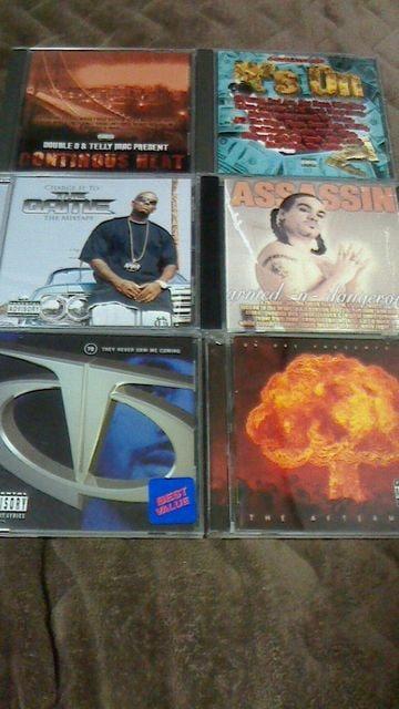 ウエッサイ皿17枚〓DR.DRE!!TQ!!ICE CUBE!!K-MAXX!!WESTSIDE < CD/DVD/ビデオの