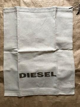 未使用品*非売品*DIESEL(ディーゼル)保存袋 巾着袋