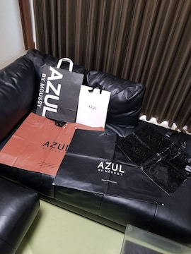 �CAZUL by moussy◆ショップ袋 5枚セット◆激レア!!!