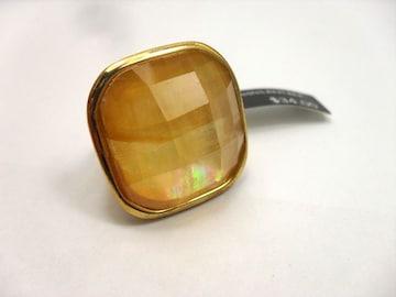 新品BANANA REPUBLICバナナリパブリックストーンリング指輪