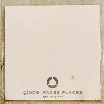 新品glove/FACES PLACES/付箋