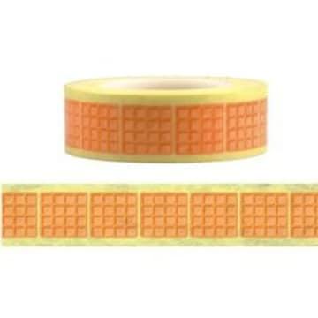 台湾製 Funtape ワッフル マスキングテープ