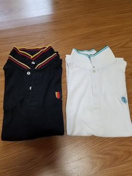 メンズ★ポロシャツ2枚セット★L