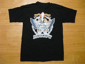 HARD ROCK CAFE ハードロックカフェ Tシャツ USA−S