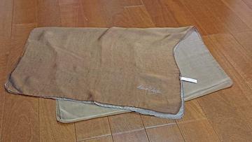 【美品!!】イタリア製スカーフ ブラウン