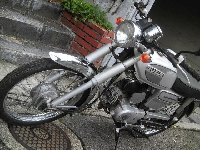 スズキ コレダ50 超稀少車 < 自動車/バイク
