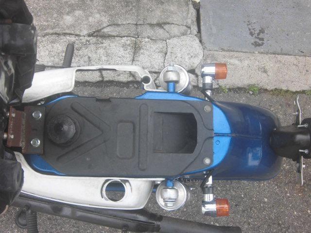 スズキ バンバン50 ワンオフ4スト使用 超稀少車 < 自動車/バイク