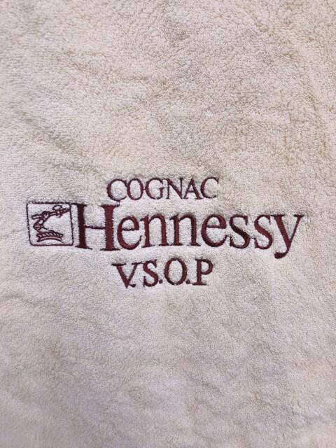 H073×3★未使用Hennessy V.S.O.P COGNAC バスタオル2個セット