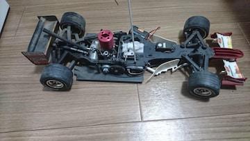 エンジンラジコン