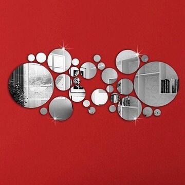 ミラー 鏡 インテリア 割れない鏡 模様替え ミラーウオール
