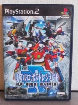 PS2/リアルロボットレジメント¥150スタ