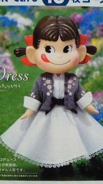 ペコちゃん スイートピュアドレス 5,000体限定 赤ケース 全長35cm 非売品
