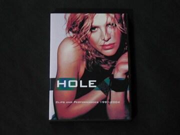 HOLE / COURTNEY LOVE ホールPV集 完全版