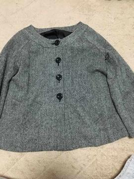 美品  Aライン 女性用コート