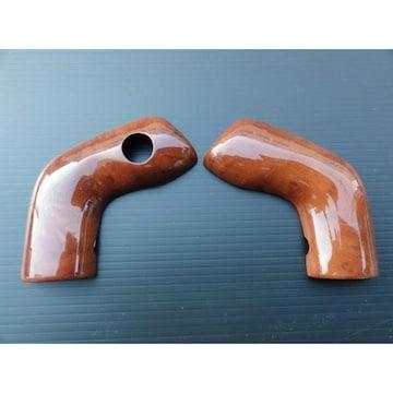 ウォールナット茶木目シフトカバー エブリィワゴン DA64
