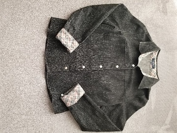 正規BURBERRY ジャケット160A