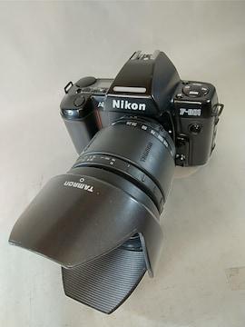 Nikon F-801 + タムロン AF 28-200mm