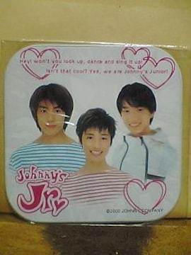 赤西仁&田口淳之介〓Jr.時代〓公式コースター