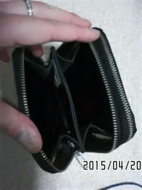 ラバーズハウス・マルチカラーパンダモノグラム柄二つ折り財布 < ブランドの