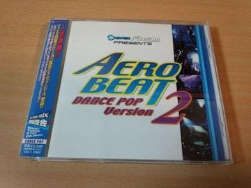 CD「エアロビート〜ダンス・ポップ・ヴァージョン2〜」●