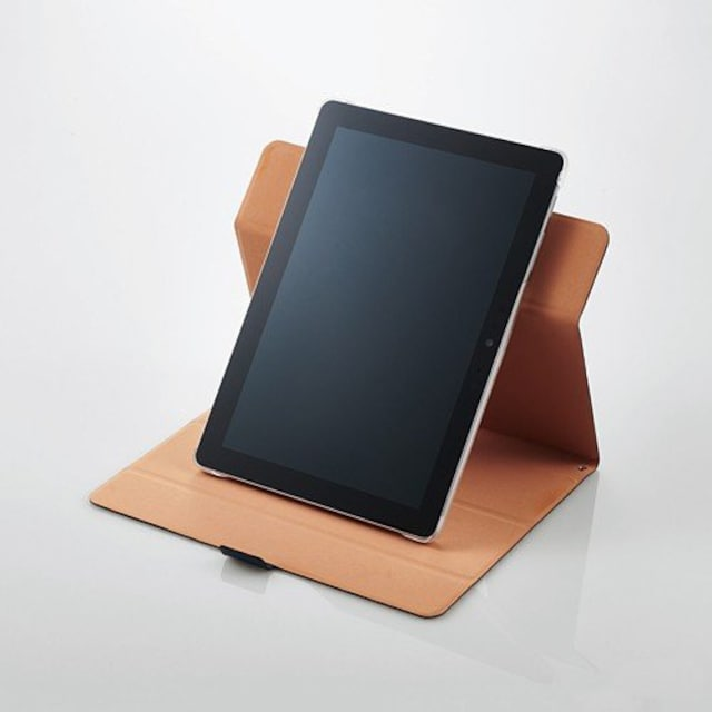 ★ELECOM SurfaceGo用フラップカバー サーフェイスゴーポーチ < PC本体/周辺機器の