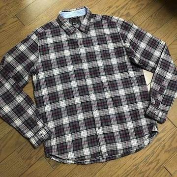 美品TK MIXPICE チェックシャツ タケオ キクチ