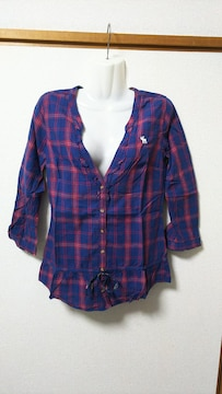 Abercrombie&Fitch(アバクロンビー&フィッチ)のシャツ