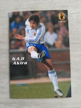 2006 カルビー日本代表カード 2nd-02 加地 亮