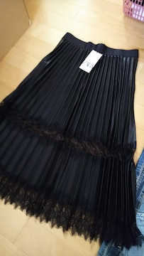 ZARA新品合皮スカート秋冬今期
