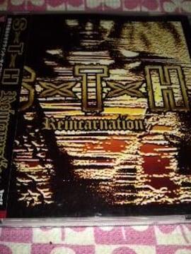 SxTxH/Reincarnationサイコビリー マッドマサト