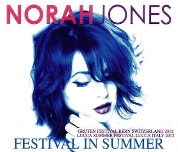 Norah Jones ノラジョーンズ Switerland 2012 & more 3CD