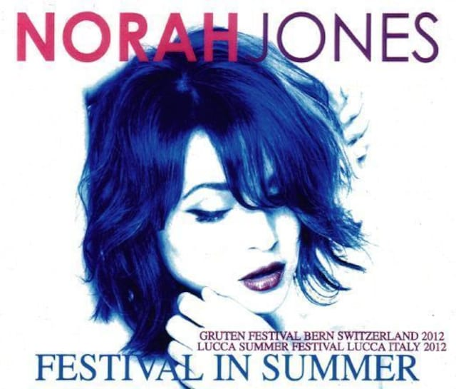 Norah Jones ノラジョーンズ Switerland 2012 & more 3CD  < タレントグッズの
