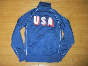 80年代 NIKE ナイキ USAチーム ジャージ USA−M