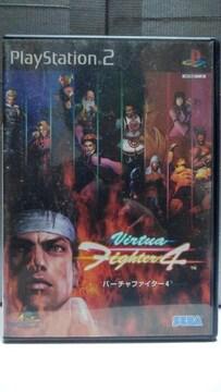 PS2 Virtua Fighter 4(バーチャファイター4)