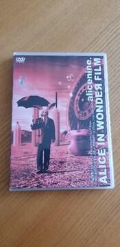 アリス九號. ALICE IN WONDER FILM  DVD